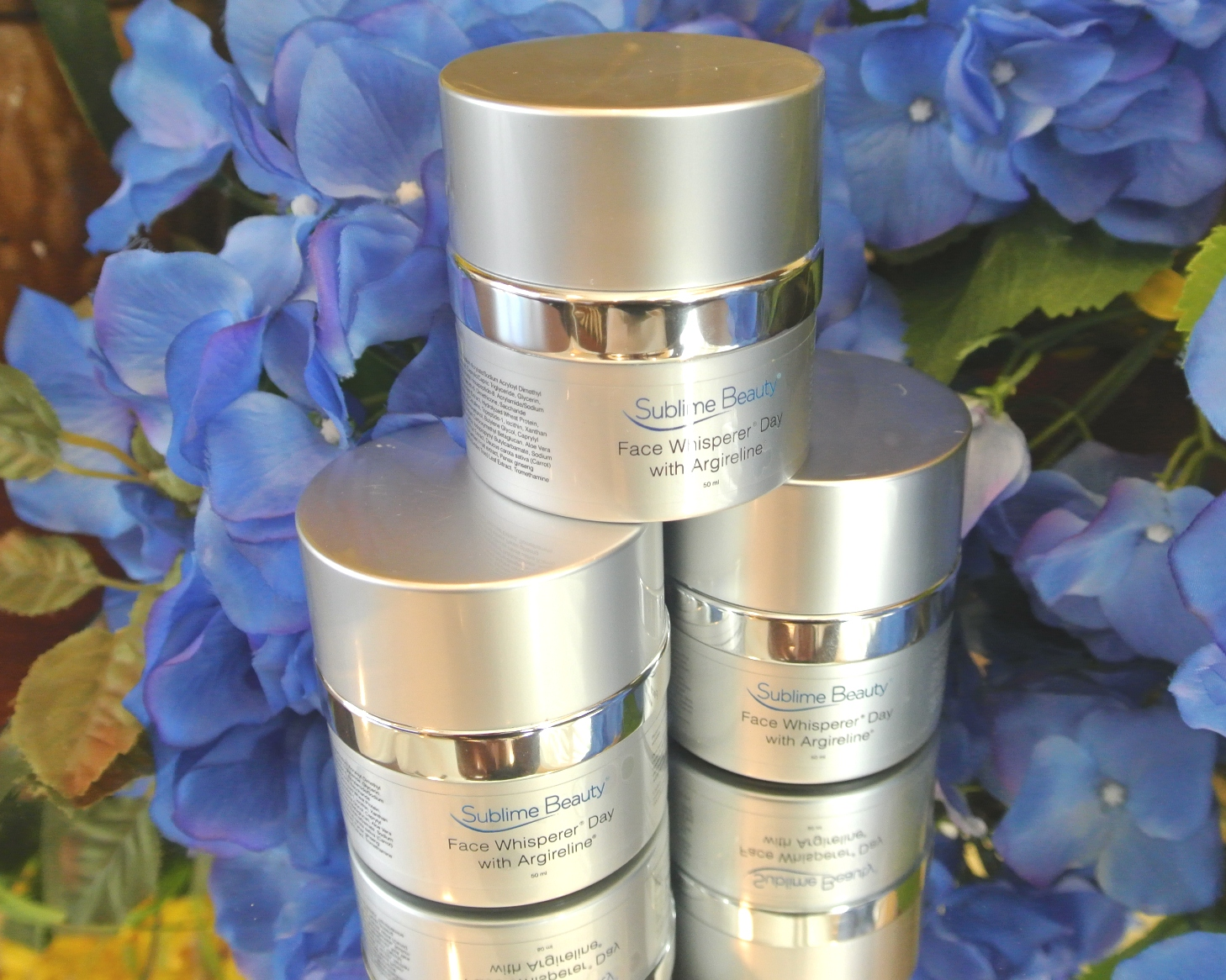 Argireline (the natural Botox) and Trylagen to Boost Collagen in