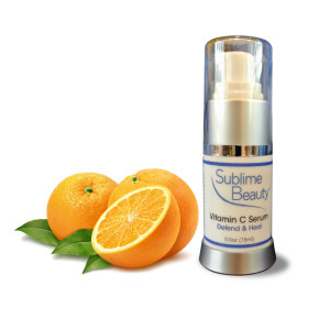 Oranges Vitamin C Serum