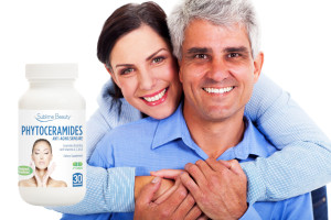 couple in blue Phytoceramides