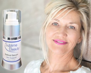 REtinol serum and older model