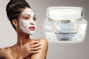 collagen mask from Sublime Beauty