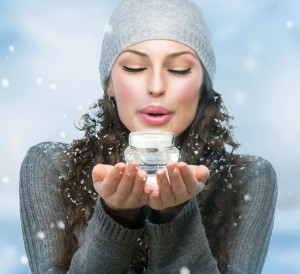 Collagen Mask and Sublime Winter Girl squared