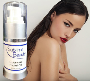sublime beauty natural oil for face